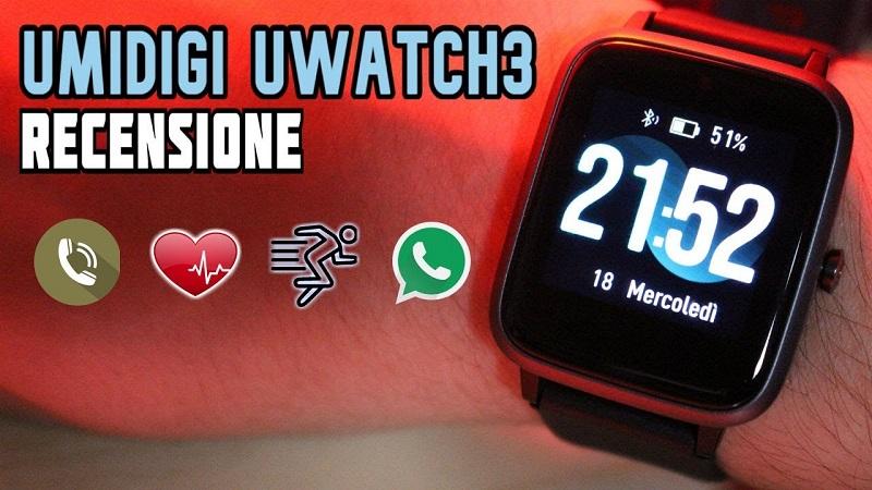 Umidigi Uwatch3