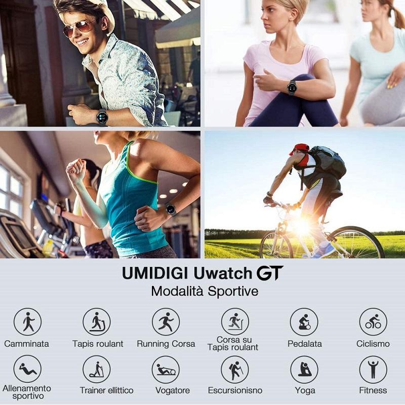 Umidigi Uwatch GT